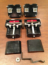 Lot of 2 Vintage 1960's SAWYER'S VIEW-MASTERS Lighted Battery-Operated Viewers