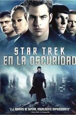 STAR TREK EN LA OSCURIDAD. dvd