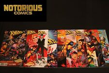 X-Men 92 1-10 Complete Comic Lot Run Set Marvel Collection Sims Bowers