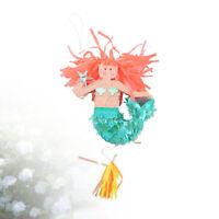1pc Pinata Mermaid Creative Decoration Toys Game Props Pinata for Birthday Party
