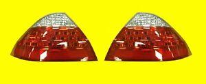 Honda Accord Hybrid Tail Light Pair 2006-2007