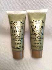 2 LOREAL Colour Fresco Eye Color EYE SHADOWS ~ CHOOSE YOUR SHADE ~ NEW !!