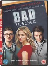 Jason Segel, Cameron Diaz-Bad Teacher  DVD NUOVO