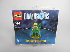 LEGO® Super Heroes  Dimensions Green Arrow 71342 Polybag Limited Edition Neu