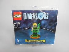 LEGO® Super Heroes  Dimensions Green Arrow 71342 Polybag Limited Edition Neu
