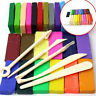 Kid Educational Toy Modeling 32 Colors Oven Bake Polymer Clay Block Set HOT Beam