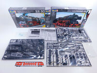 CR152-2#2x Revell 1:87 Kit Locomotiva a Vapore DB : 02161 / Br 50+ 02166 03,