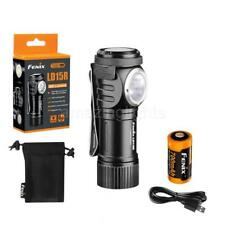 Fenix LD15R 500lm White-Red Rechargeable LED Flashlight & Rechargeable Battery