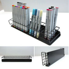 Copic 2 Generation Marker Pen Metal Stand Holder Desk Organiser,  72 Slot
