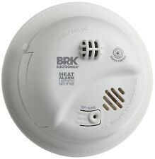 Combination heat alarms First Alert hardwired smoke carbon monoxide alarms NEW