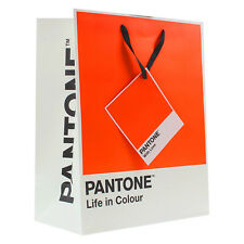 Large Bright Orange Pantone Birthday Party Wedding Loot Treats Gift Paper Bag