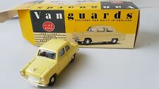 VANGUARDS 1/43 VA21000 Ford 100E - Conway Yellow      BOXED
