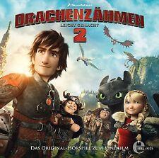 CD * DRACHENZÄHMEN LEICHT GEMACHT 2  # NEU OVP &