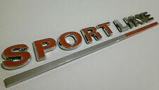 SPORTLINE BADGE FOR VW TRANSPORTER T4 T5 CAMPER CARAVELLE TDI T30 T32