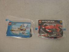 Lego City / Racer 4642+8362+ OBA *Rarität*100%KOMMPLETT NEUWERTI