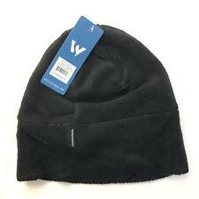 White Sierra Youth Kids Cozy Beanie Fleece Black L/XL Unisex