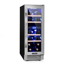 837c0a917668b  OCCASION  Cave à vin 17 Bouteilles Frigo boisson Vitrine Éclairage 3  Couleurs M