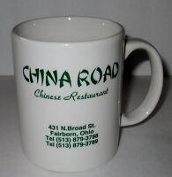 CHINA ROAD MUG - Coffee / Tea with Pandas and Bamboo