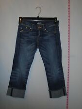 Womens Jeans Rock & Republic Capris Size 25