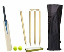 Wsg Cricket Set for Juniors Size 5 Age 7 to 9 for tennis ball play