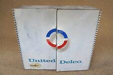 Original United Delco Ignition Parts Cabinet Dealership Chevrolet Tune Up OK 2