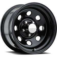 4 - 15x8 Gloss Black Wheel Pro Comp Series 97 (97) 5x4.5 0
