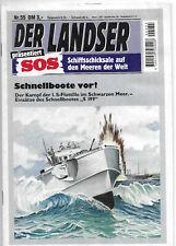 """Der Landser SOS  Nr.55 """"Schnellboote vor!"""""""