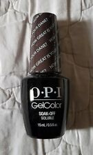Opi GelColor Gel Uv Light Nail Polish Lacquer Pick A Color New