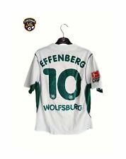 VFL Wolfsburg Fußball Heimtrikot 2002-2003 (M) # 10 Effenberg Puma...