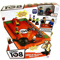 Hero 108 Have at The Citadel Battle Arena Game New