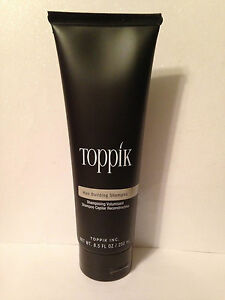 TOPPIK BY SPENCER FORREST HAIR BUILDING KERATINIZED SHAMPOO - 8.5oz