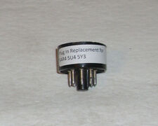 Solid-State Plug-in replacement for 5AR4 5U4 5Y3  rectifier tube  p.