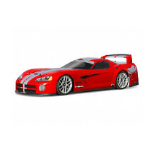 HPI Racing RC Voiture 2003 DODGE VIPER GTS-R clair corps Shell 190mm WB255 1581