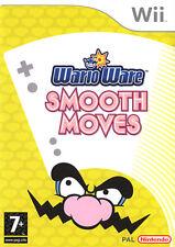 Super Mario: WarioWare Ware Smooth Moves Nintendo WII * große Spiel *