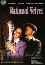 National Velvet (1944) - Elizbeth Taylor, Mickey Rooney - DVD NEW