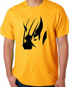 Wolverine Image X-Men Mens Comic T-shirt