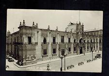 Mint Mexico Guadalajara RPPC Postcard City Hall Palacio Gobernacion 1930s