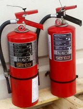 Amerex fire extinguisher fully charged (Need Recertification) - Great price!