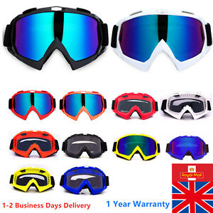 Tinted Outdoor Cycling Riding Sun Glasses Safety Work Goggles UV Protection