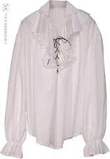 Costumi e travestimenti maglietta/camicia bianca in poliestere per carnevale e teatro
