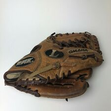11.5 Inch Louisville Slugger TPX Omaha Pro Series OPX1154 Baseball Glove Brown