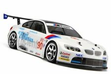 HPI Racing RC radiocomando auto BMW M3 GT2 E92 1/10 Corpo Shell 200 mm 17548
