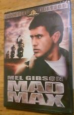 Mad Max (DVD, 2002, Special Edition) VERY RARE MEL GIBSON 1979 BRAND NEW