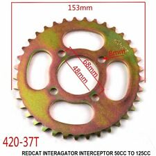REAR SPROCKET 420 37 TOOTH FOR RAPTOR 50CC 70CC 90CC  110CC QUAD BIKE ATV