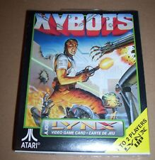 Atari Lynx video game handheld console cartridge Xybots NEW BOXED sealed