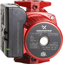 Grundfos UPS26-150F 3-speed water circulator pump