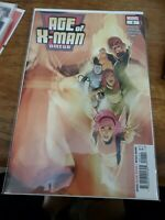 Marvel Comics Age of X-Man Omega #1 2019 NM - $4.99 Cover Price