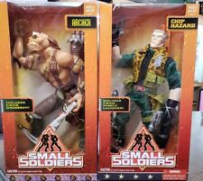 Small Soldiers 12 Inch Non-Talking Archer And Chip Hazard