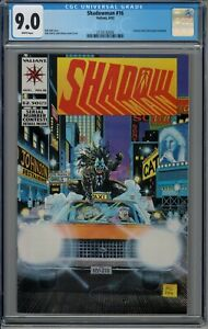 Shadowman # 16 CGC 9.0 Valiant Comics 1993 1st appearance of Doctor Mirage