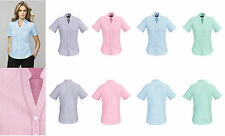 Short Sleeve Career Tops & Blouses for Women